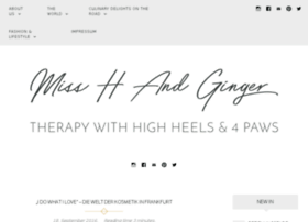 misshandginger.com