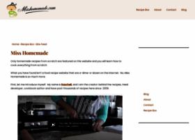 misshomemade.com