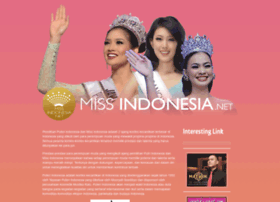 missindonesia.net