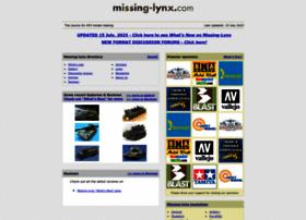 missing-lynx.com