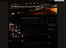 missingamericans.ning.com