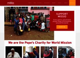 Missio.org.uk
