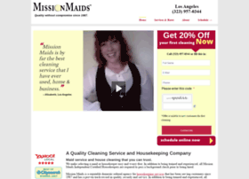 mission-maids.com