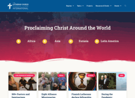 missionaryblog.lcms.org