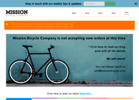 missionbicycle.com