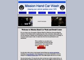 Missioncarwash.org