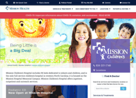 missionchildrens.org