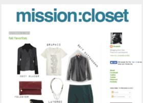 missioncloset.com
