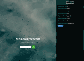 missiondirect.com