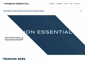 missionessential.com