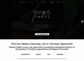 missionfinder.org
