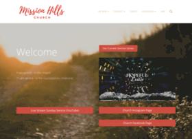 missionhillschurch.org