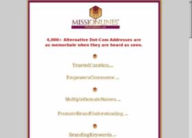 missionlines.com