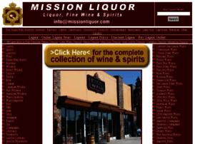 missionliquors.com