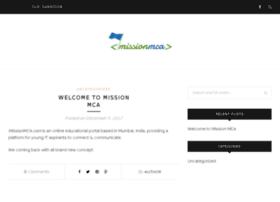 missionmca.com