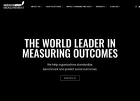 missionmeasurement.com