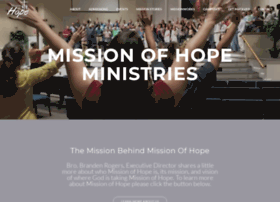 missionofhopeministries.net
