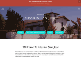 missionsanjose.org