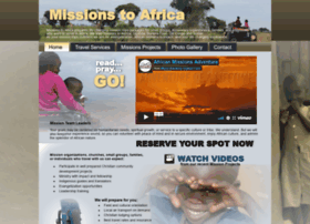 missionstoafrica.org