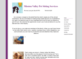 missionvalleypetsitting.com