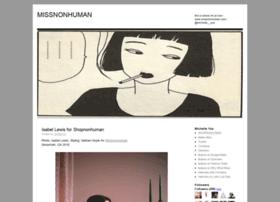missnonhuman.blogspot.ru