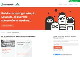 missoula.startupweekend.org