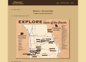 missouricaves.com