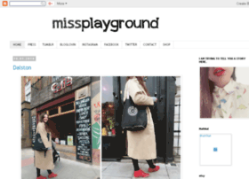 missplayground.blogspot.co.uk