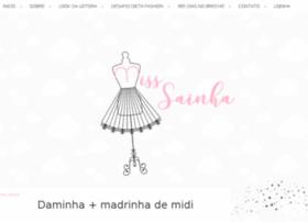 misssainha.com