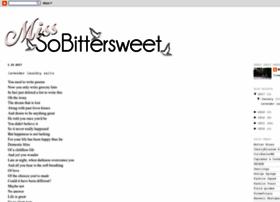 misssobittersweet.blogspot.com