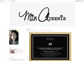 misssqueenie.blogspot.com