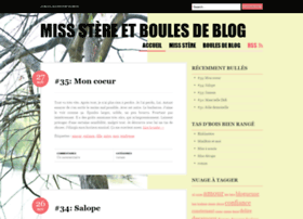 missstereetboulesdeblog.wordpress.com