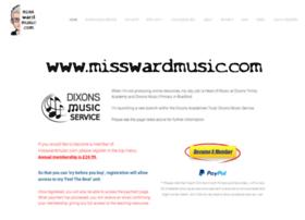 misswardmusic.com