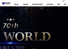 missworldkorea.com