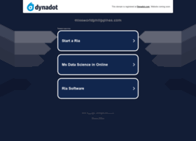 missworldphilippines.com