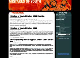 mistakesofyouth.com