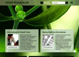 mistel-therapie.de