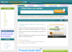 mister-conjugaison.com