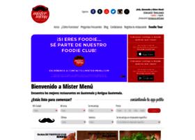 mister-menu.com