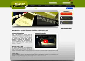 mister-transfer.com