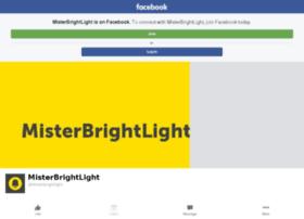 misterbrightlight.com