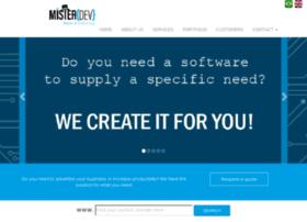 misterdev.tech