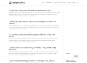 misterioteca.com