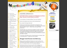 misterlister4you.com