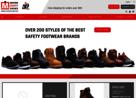mistersafetyshoes.com