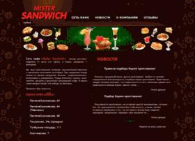 mistersandwich.net