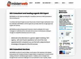 misterweb.co.uk