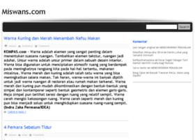 miswans.com