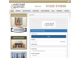 mitchellandpartners.co.uk