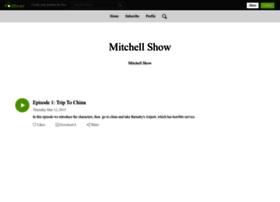 mitchellshow.podbean.com